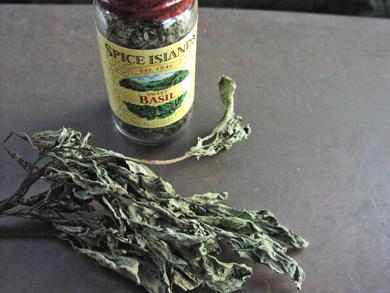 dried-basil